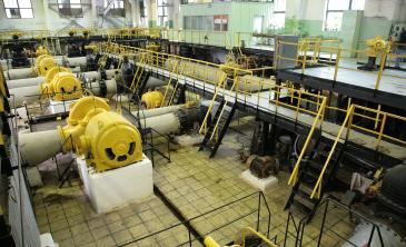 Modernization of the water treatment plant
