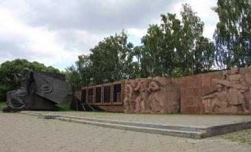 Reconstruction of the Memorial to Victims among VIZ-Steel employees